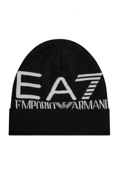 EA7 BLACK MAN'S CAP 274903