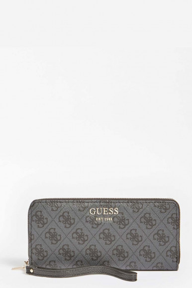 GREY WOMAN'S GUESS VIKKY WELLET
