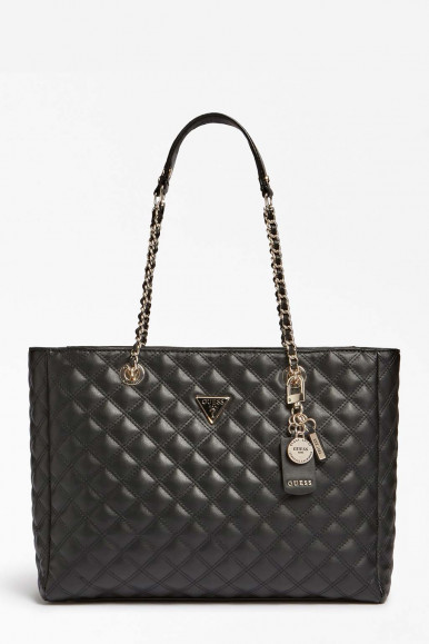 BLACK WOMAN'S GUESS CESSELY BAG