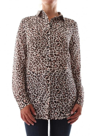 SPOTTED WOMAN'S GUESS LUISA SHIRT