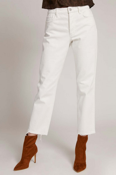 GUESS JEANS BIANCO DONNA GIRLY WHHO