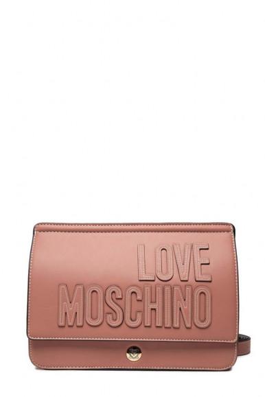 LOVE MOSCHINO TRACOLLA DONNA ROSA ANTICO 4179