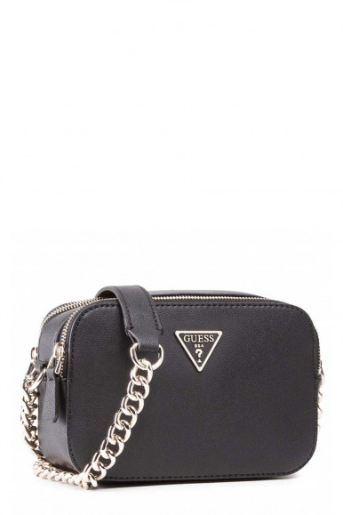 GUESS TRACOLLA NERA DONNA NOELLE