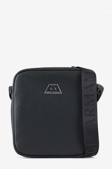 BLACK MAN'S ARMANI EXCHANGE SHOUDLER BAG 952138