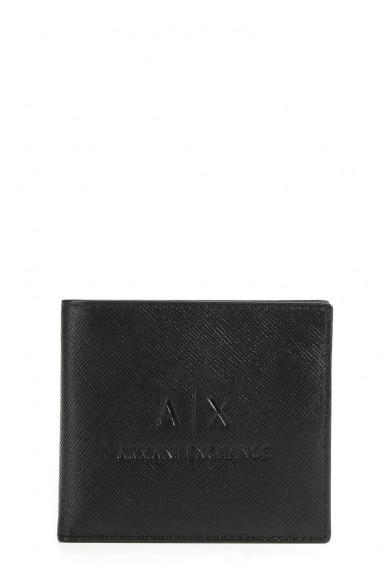 BLACK MAN'S ARMANI EXCHANGE WELLET 958098
