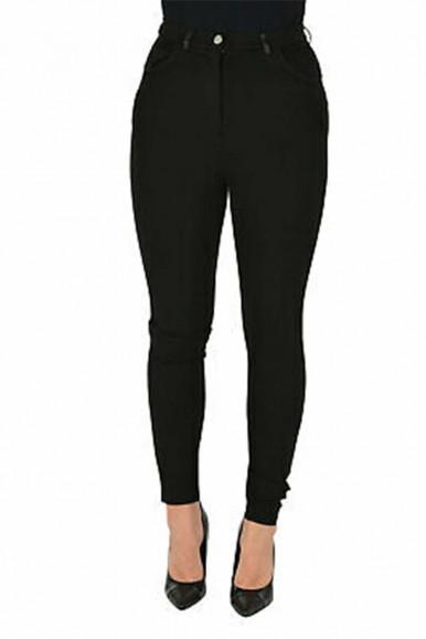 BLACK WOMAN'S YES-ZEE PANTS P374