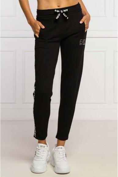 BLACK WOMAN'S EA7 PANT 6KTP51