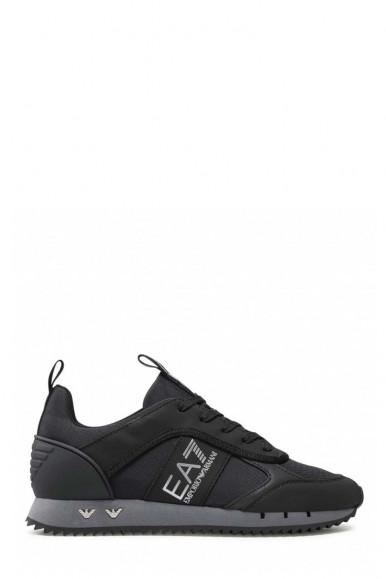BLACK MAN'S EA7 SNEAKERS XK219