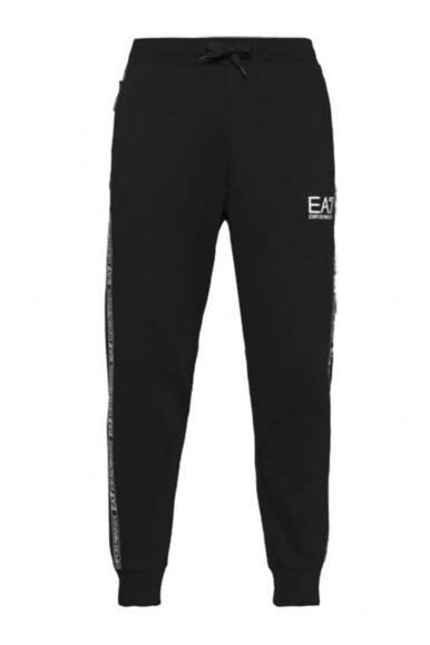 BLACK MAN'S EA7 PANTS 6KPP61