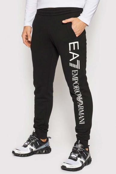 BLACK MAN'S EA7 PANTS 8NPPB5