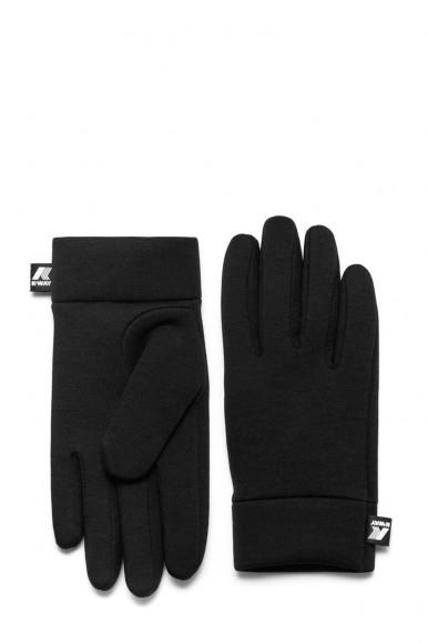 Black K-Way Alfie Space Gloves