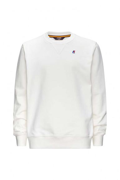 White man's K-Way Baptiste sweatshirt