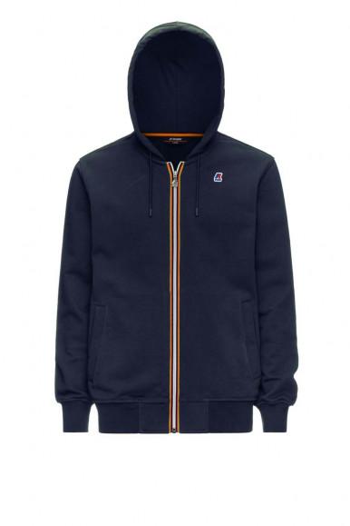 Blue man's K-Way Rainer Spacer Jacket