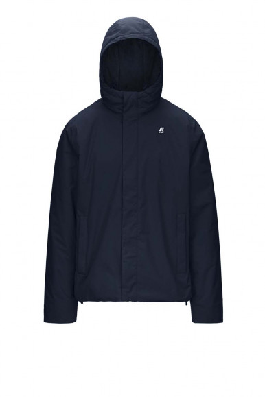 Blue man's K-Way Jack Jacket